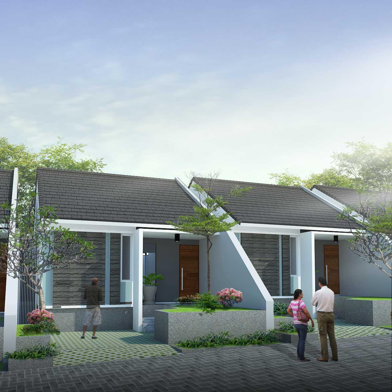 Ardharakhta Architect And Associates Bogorbaru Riverview Bogor, Jawa Barat, Indonesia Bogor, Jawa Barat, Indonesia Exterior View  <P>Type 120 A</p> 52085