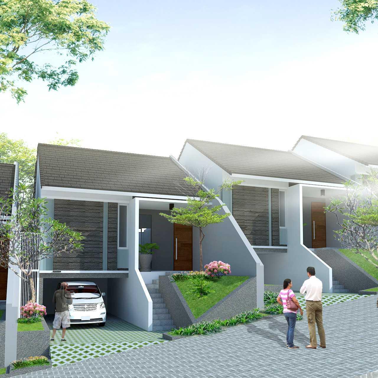 Ardharakhta Architect And Associates Bogorbaru Riverview Bogor, Jawa Barat, Indonesia Bogor, Jawa Barat, Indonesia Exterior View  <P>Type 120 A</p> 52086