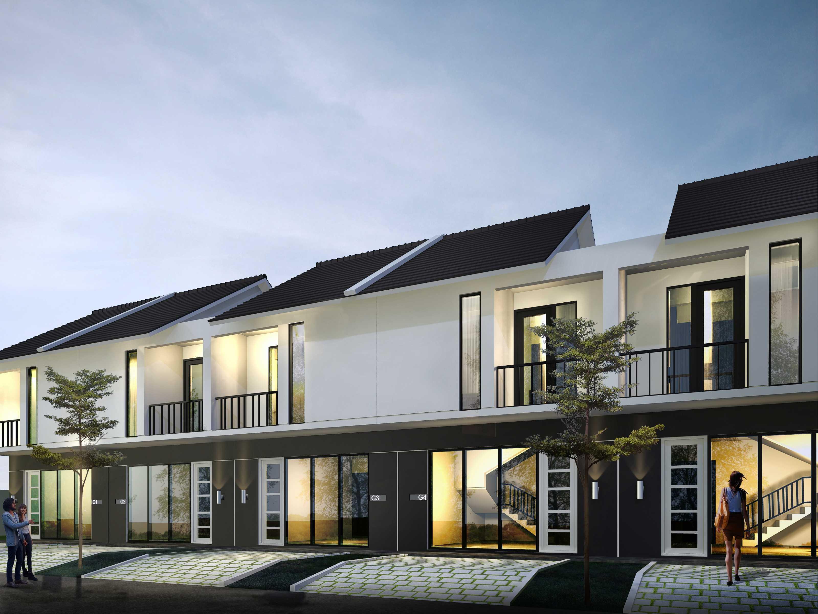 Atelier Baou+ Gv House  Depok, Kota Depok, Jawa Barat, Indonesia Depok, Kota Depok, Jawa Barat, Indonesia Exterior View   52439