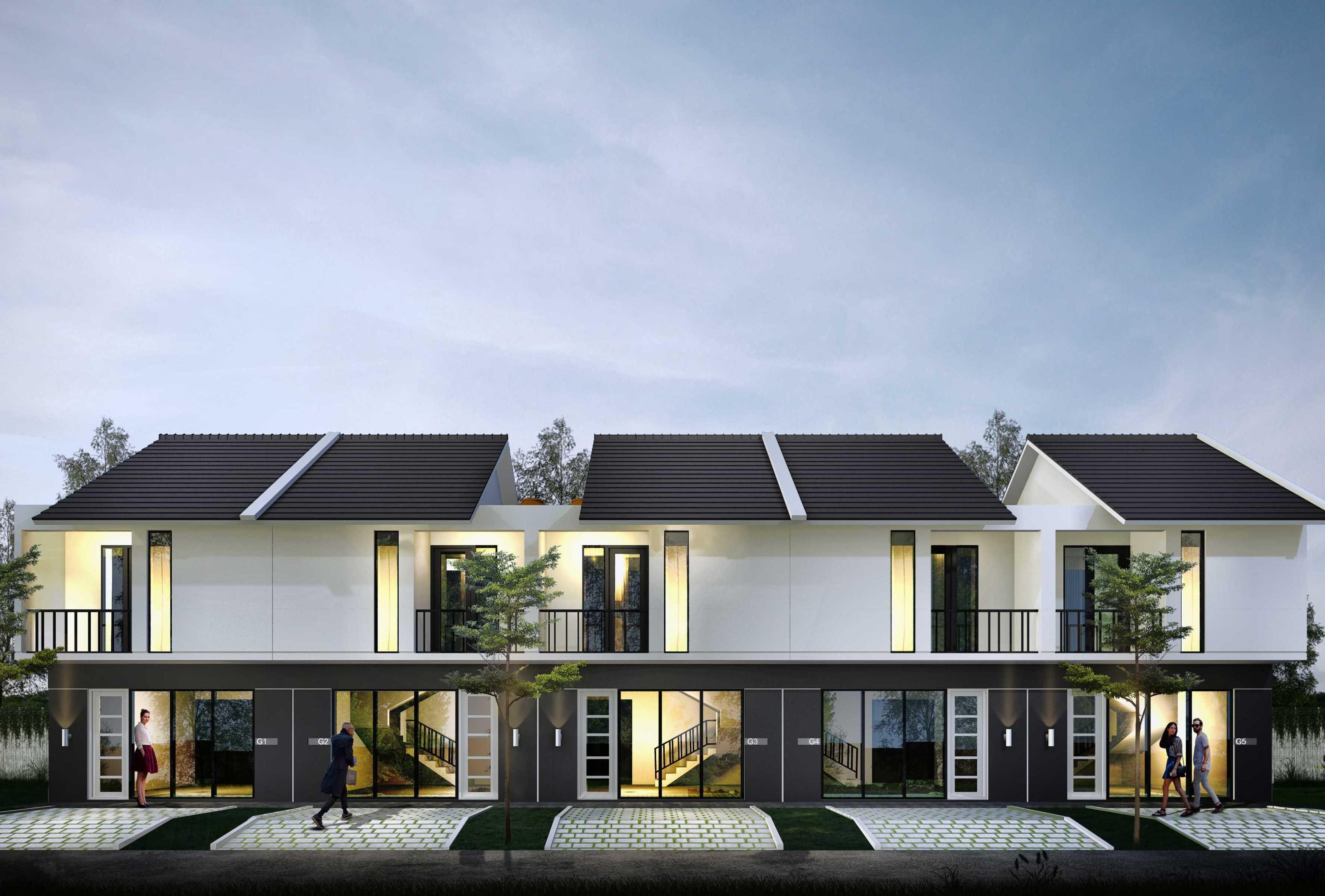 Atelier Baou+ Gv House  Depok, Kota Depok, Jawa Barat, Indonesia Depok, Kota Depok, Jawa Barat, Indonesia Front View   52440