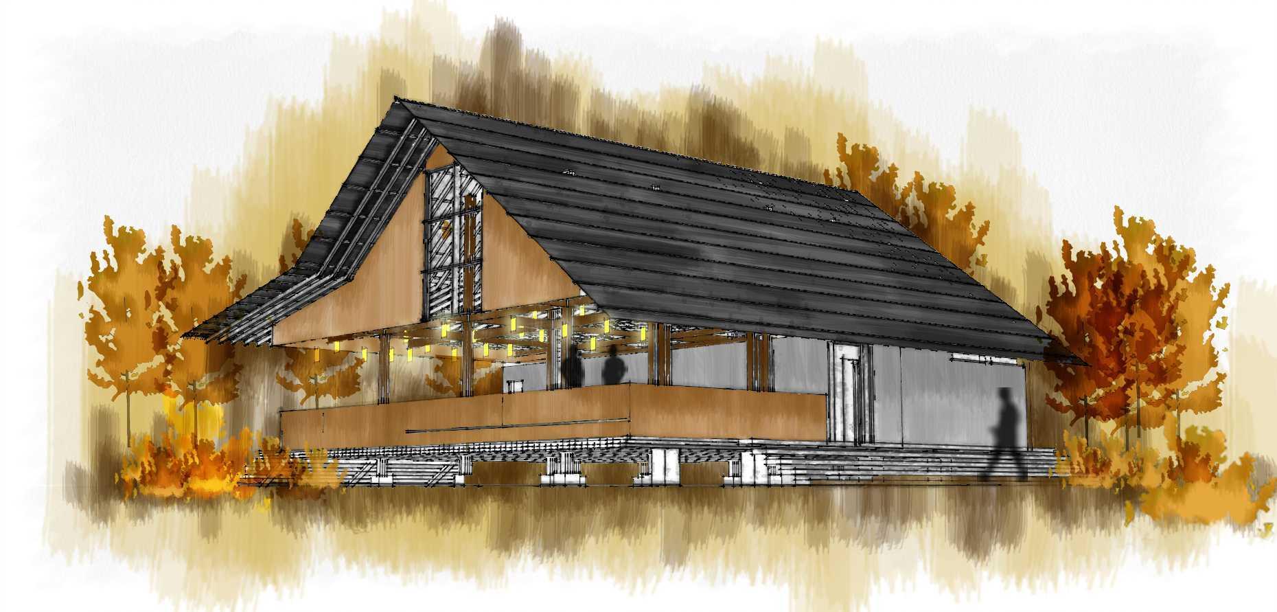 Atelier Baou+ Baduy Resto Pantai Tj. Lesung, Banten, Indonesia Pantai Tj. Lesung, Banten, Indonesia Baduy Resto Traditional  52460