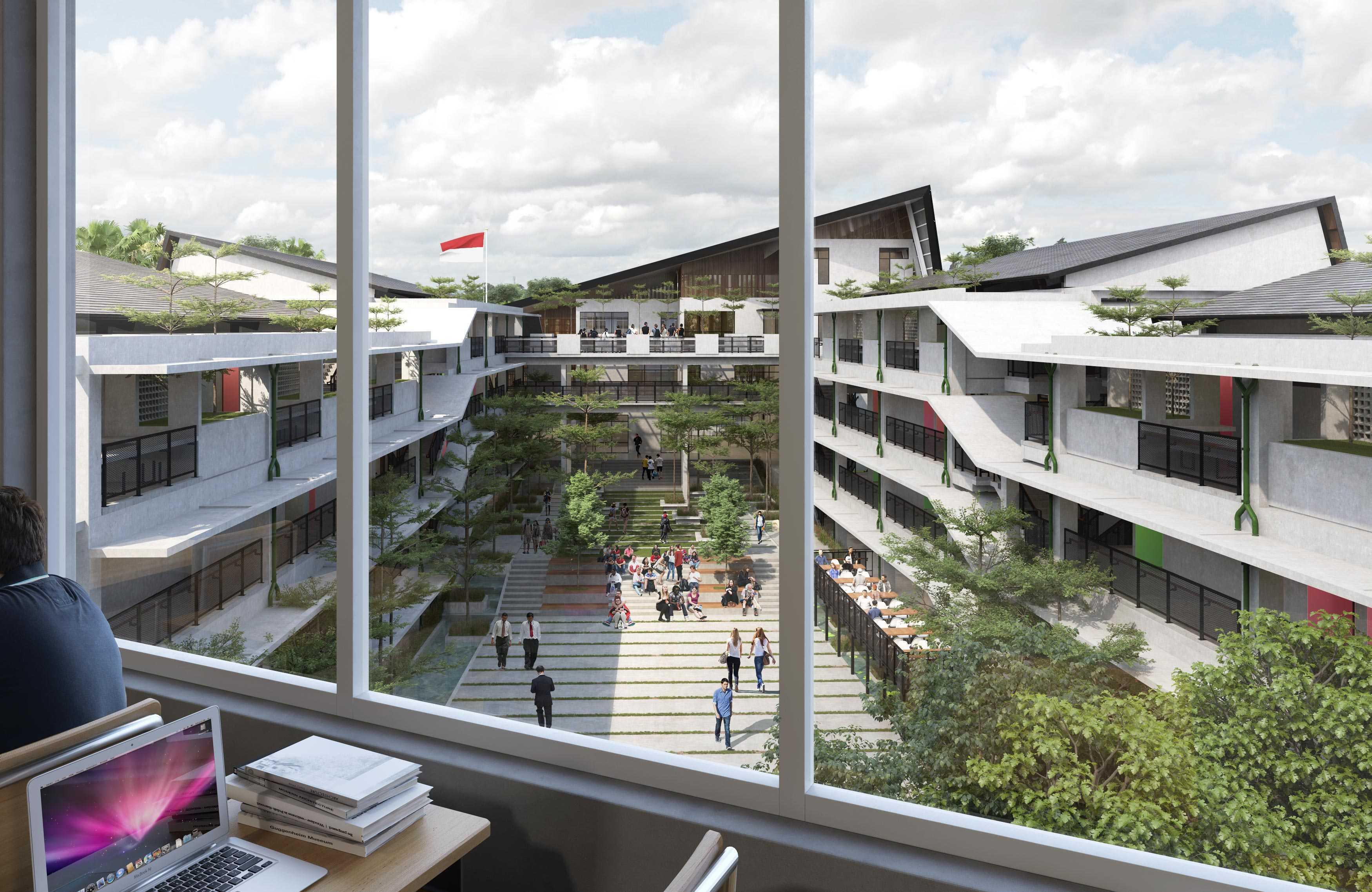 Pt. Urbane Indonesia Iisip Campus Jakarta, Daerah Khusus Ibukota Jakarta, Indonesia Jakarta, Daerah Khusus Ibukota Jakarta, Indonesia Exterior View Contemporary  52794