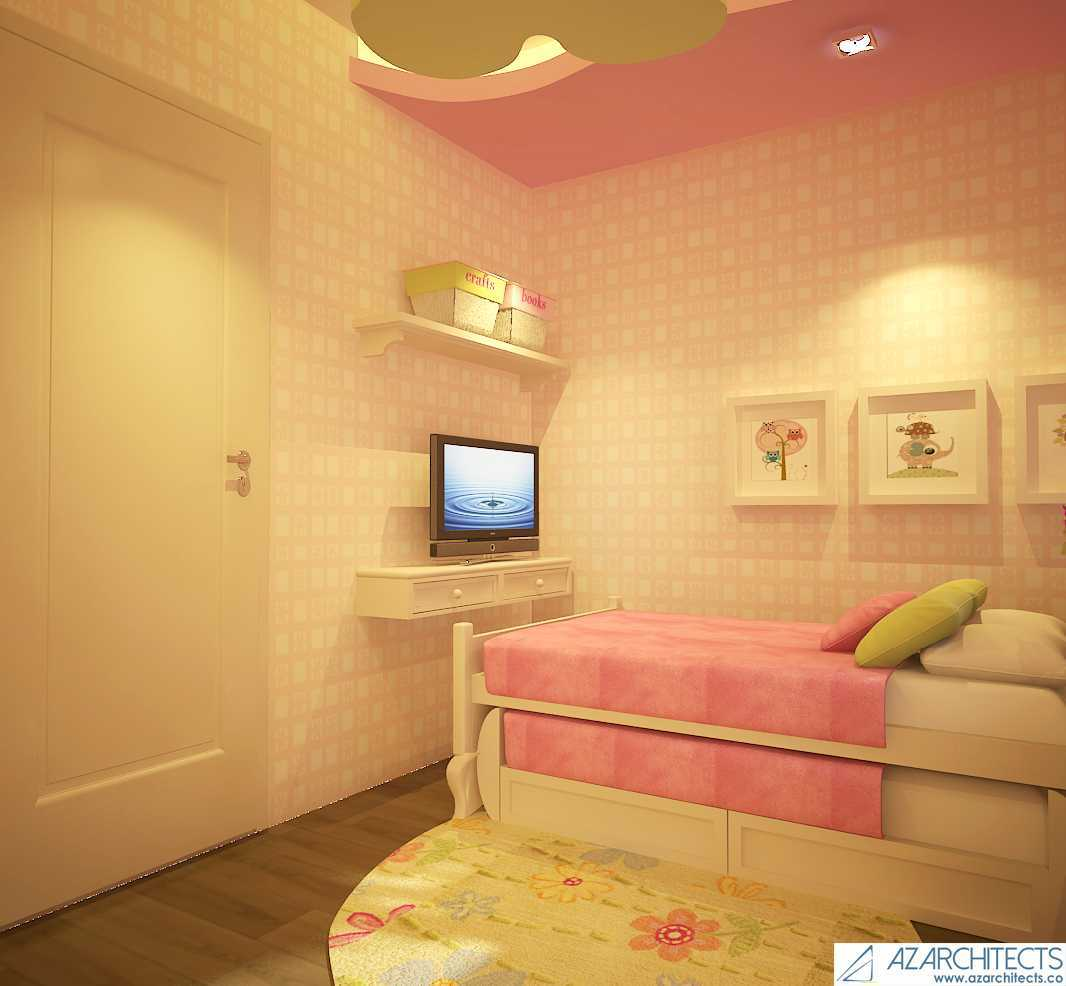 Az Architects Girls Bedroom Indonesia Indonesia Kids Bedroom   53808
