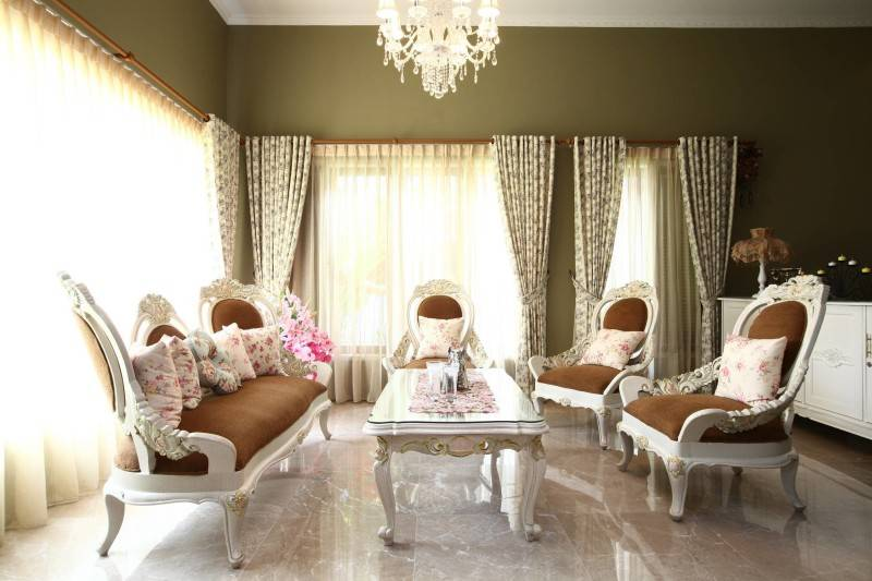 Vaastu Studio Residential Bintaro Sector I Bintaro Sector I Living Room  1242