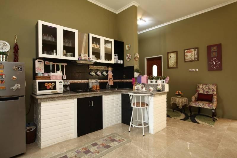 Vaastu Studio Residential Bintaro Sector I Bintaro Sector I Kitchen Area  1243