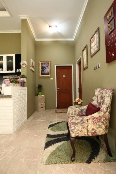 Vaastu Studio Residential Bintaro Sector I Bintaro Sector I Seating Area  1244