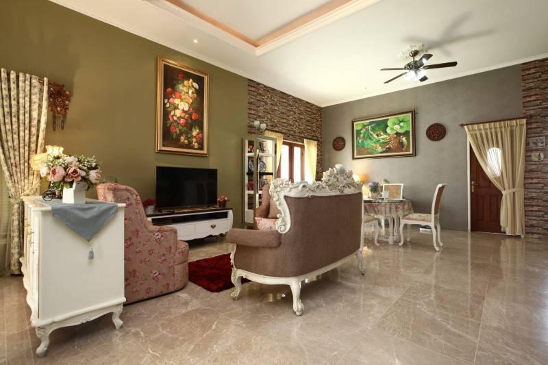 Vaastu Studio Residential Bintaro Sector I Bintaro Sector I Living Area  1245