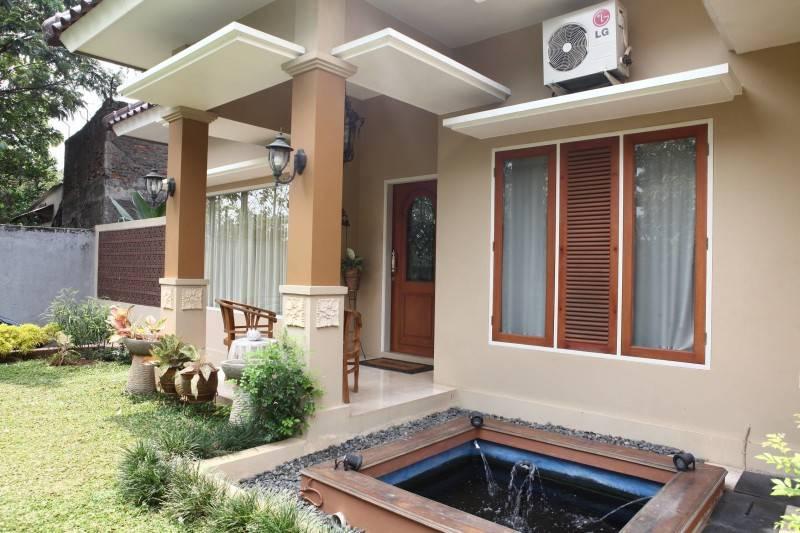 Vaastu Studio Residential Bintaro Sector I Bintaro Sector I Garden  1257
