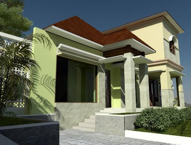 Vaastu Studio Residential Bintaro Sector I Bintaro Sector I Side View  1258