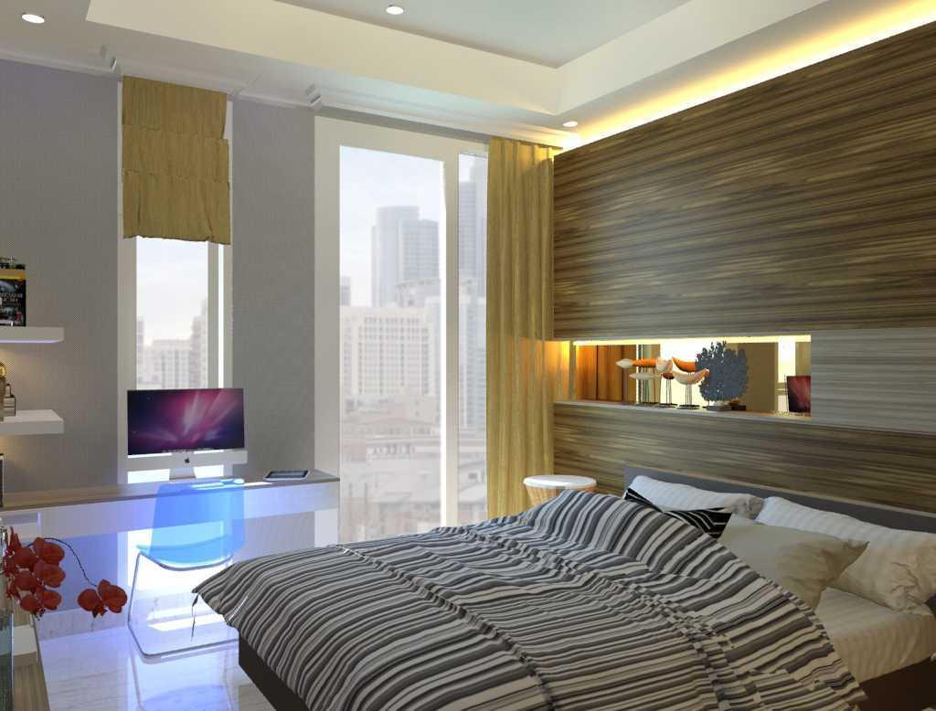 project desain kamar tidur tamu desain arsitek oleh vaastu studio