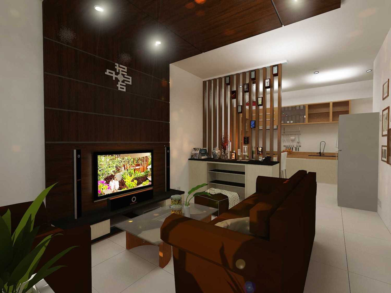 Archdesignbuild7 Rumah Minimalis Di Kopo Jl. Kopo Sayati , Bandung Jl. Kopo Sayati , Bandung Livingroom Minimalis 13293