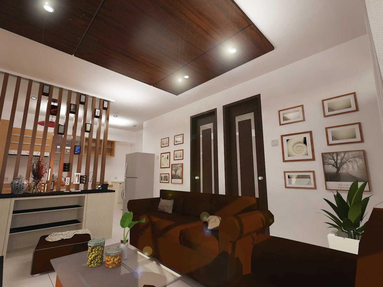 Archdesignbuild7 Rumah Minimalis Di Kopo Jl. Kopo Sayati , Bandung Jl. Kopo Sayati , Bandung Livingroom Minimalis 13294