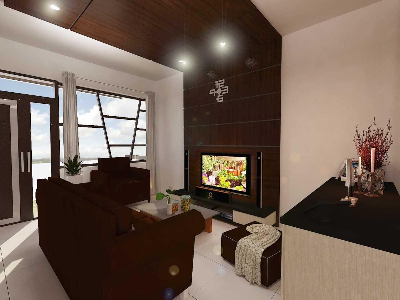 Archdesignbuild7 Rumah Minimalis Di Kopo Jl. Kopo Sayati , Bandung Jl. Kopo Sayati , Bandung Livingroom Minimalis 13296