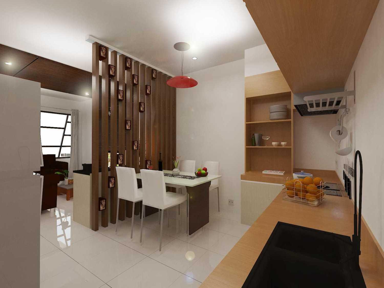 Archdesignbuild7 Rumah Minimalis Di Kopo Jl. Kopo Sayati , Bandung Jl. Kopo Sayati , Bandung Diningroom Minimalis 13299