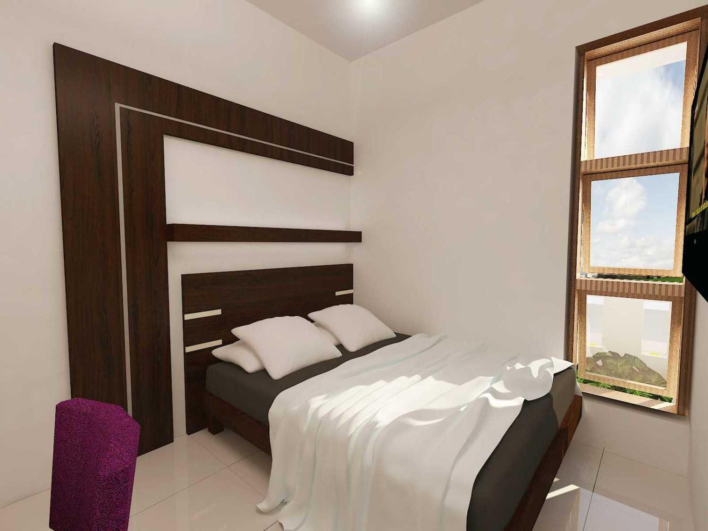 Archdesignbuild7 Rumah Minimalis Di Kopo Jl. Kopo Sayati , Bandung Jl. Kopo Sayati , Bandung Bedroom Minimalis 13302