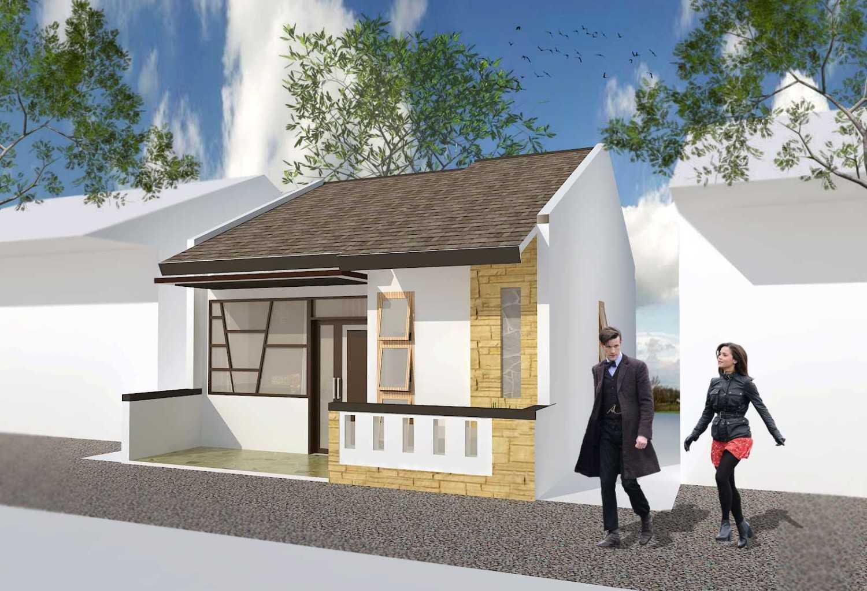 Archdesignbuild7 Rumah Minimalis Di Kopo Jl. Kopo Sayati , Bandung Jl. Kopo Sayati , Bandung Side View Minimalis 13304