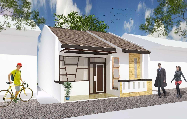 Archdesignbuild7 Rumah Minimalis Di Kopo Jl. Kopo Sayati , Bandung Jl. Kopo Sayati , Bandung Side View Minimalis 13305