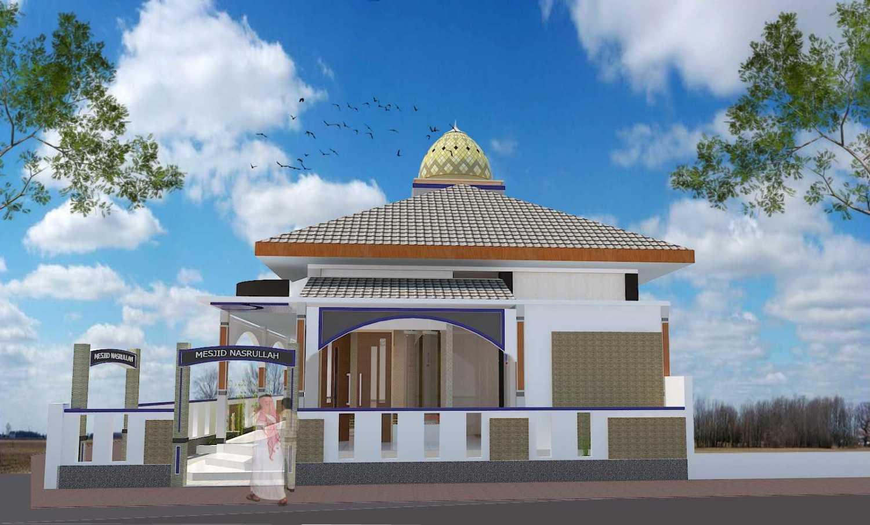 Archdesignbuild7 Mesjid Nasrullah  Soreang, West Java Soreang, West Java Facade Modern 13308