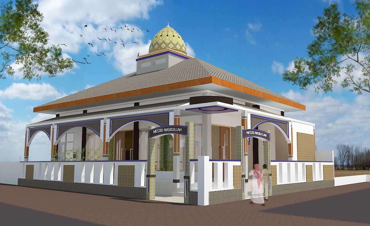 Archdesignbuild7 Mesjid Nasrullah  Soreang, West Java Soreang, West Java Mesjid-12A Modern 13312