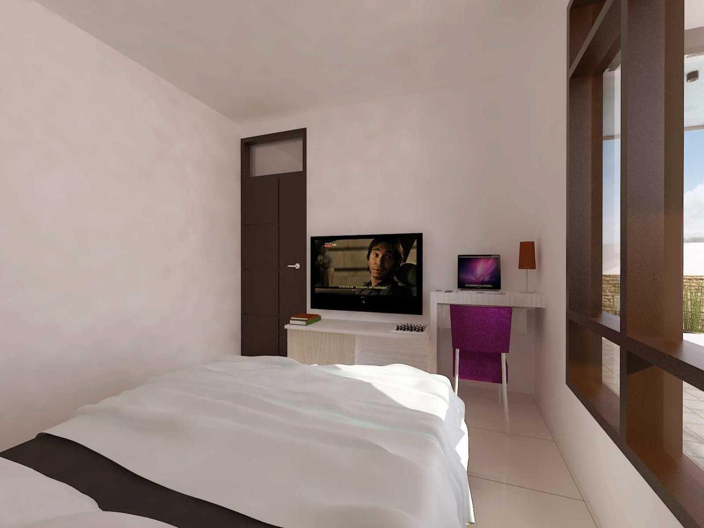 Archdesignbuild7 Project Rumah Tinggal 3 Lt Antapani , Bandung Antapani , Bandung Bedroom Minimalis 13429