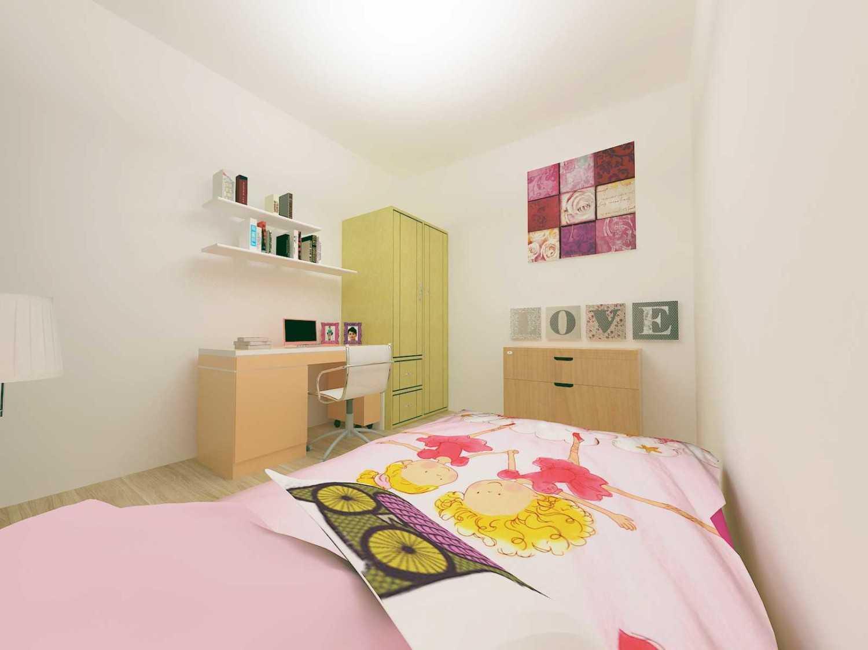 Archdesignbuild7 Project Rumah Tinggal 3 Lt Antapani , Bandung Antapani , Bandung Bedroom Minimalis 13431