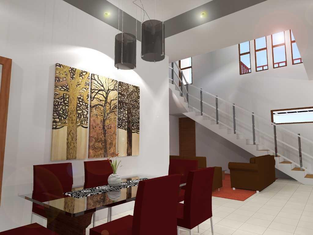 Archdesignbuild7 Project Rumah Tinggal 2 Lt Tangerang Tanggerang Tanggerang Diningroom Minimalis 13495