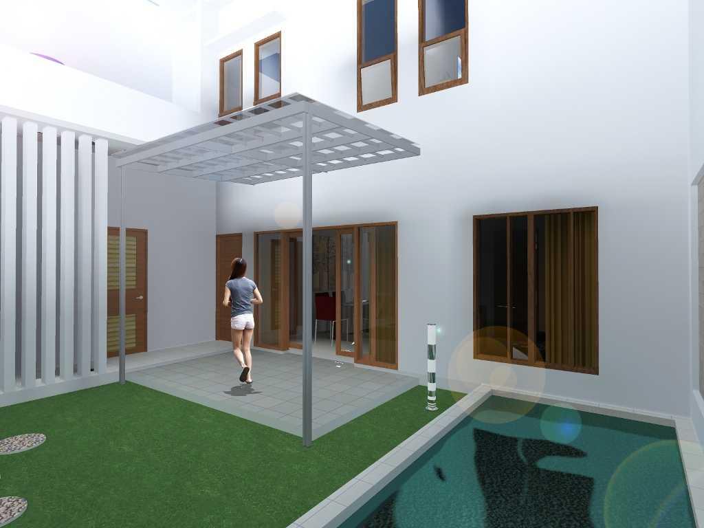 Archdesignbuild7 Project Rumah Tinggal 2 Lt Tangerang Tanggerang Tanggerang Pond Minimalis 13496