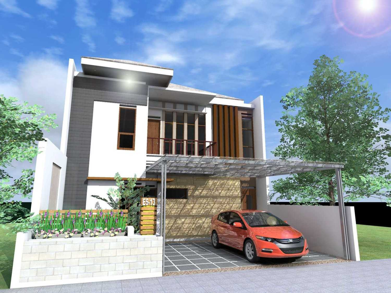 Archdesignbuild7 Project Rumah Tinggal 2 Lt Tangerang Tanggerang Tanggerang Front View Minimalis 13499