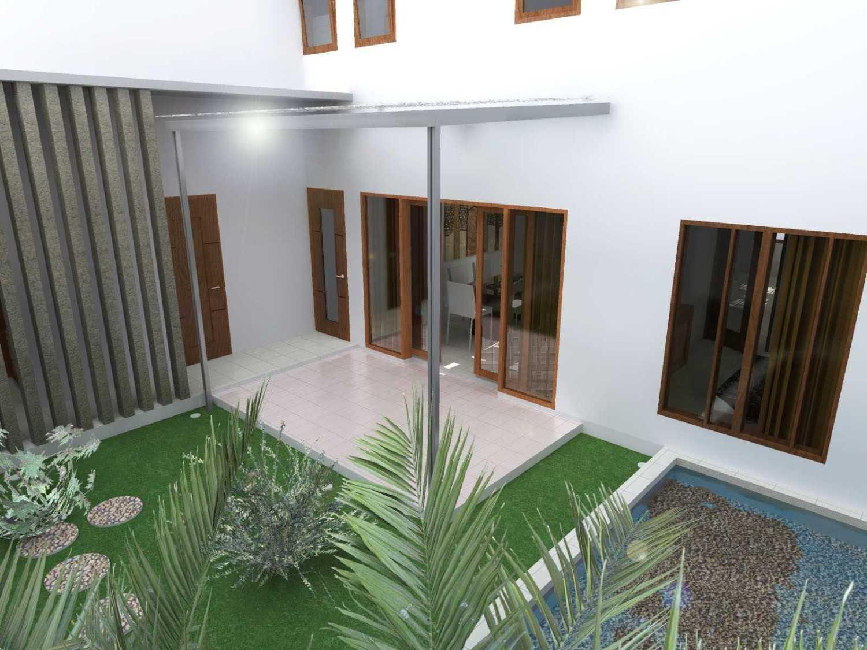 Archdesignbuild7 Project Rumah Tinggal 2 Lt Tangerang Tanggerang Tanggerang Small Garden Minimalis 13500