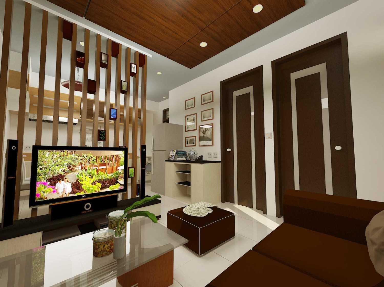 Archdesignbuild7 Project Town House  Jatimekar Jatimekar Livingroom Minimalis 13534