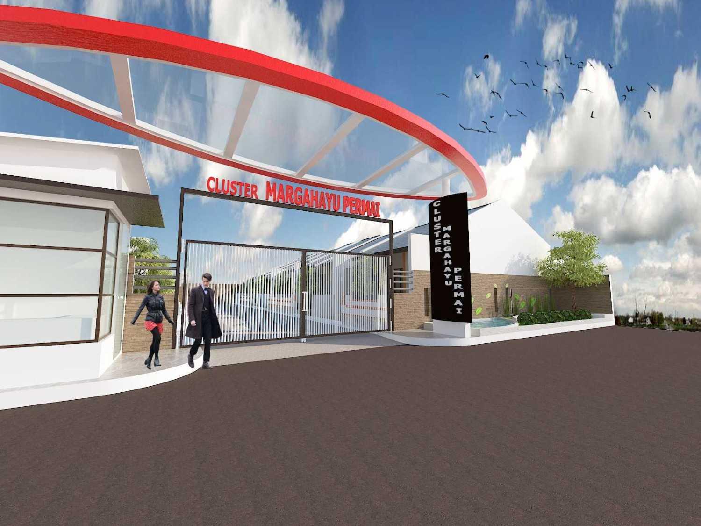 Archdesignbuild7 Project Town House  Jatimekar Jatimekar Front Gate Minimalis 13538