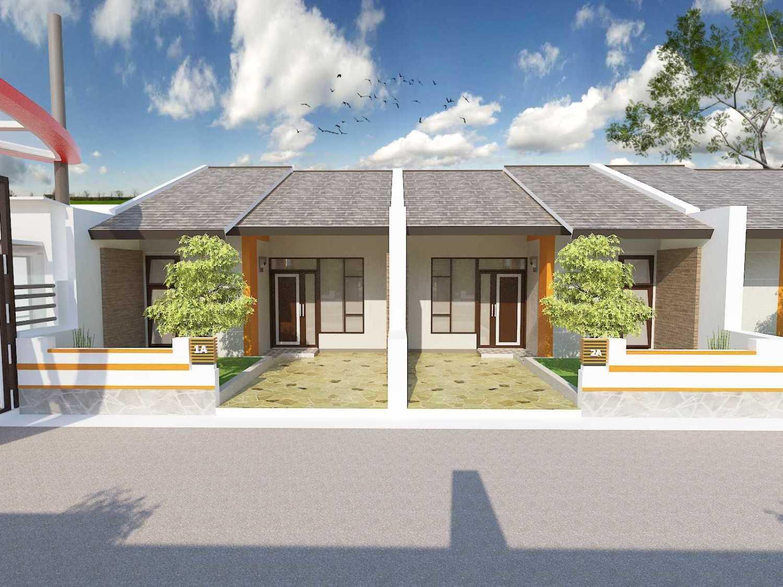 Archdesignbuild7 Project Town House  Jatimekar Jatimekar Front View Minimalis 13540