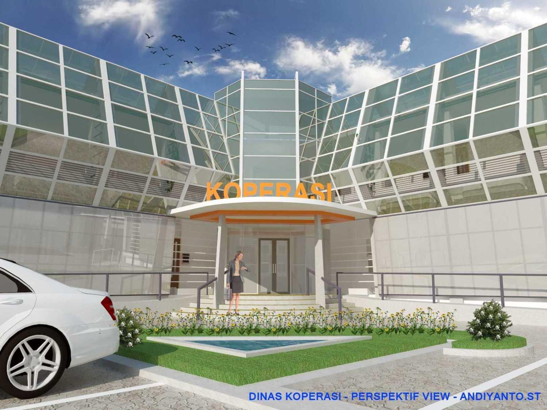 Archdesignbuild7 Kumkm Building Soekarno Hatta, Bandung, West Java Soekarno Hatta, Bandung, West Java Render-View-1 Modern 13645