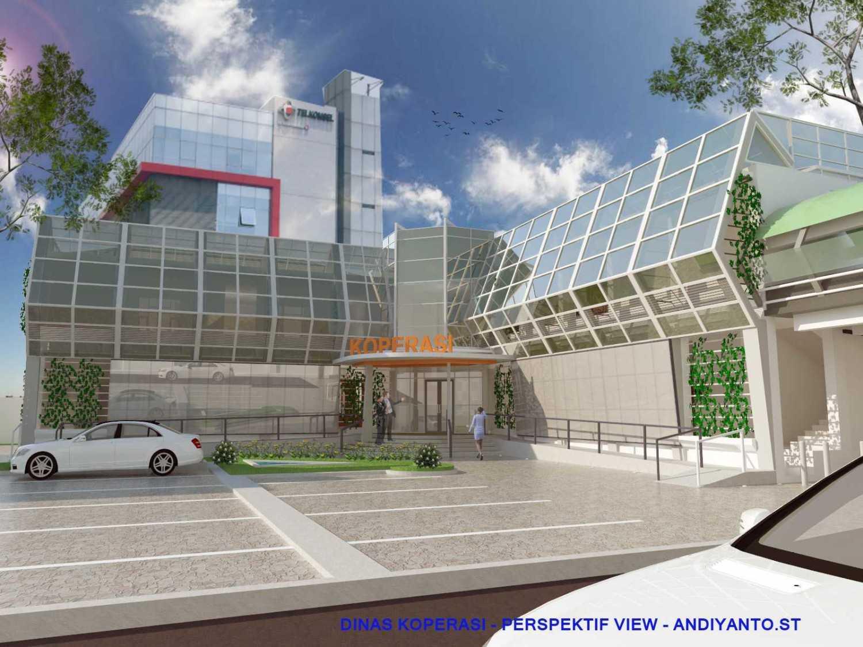 Archdesignbuild7 Kumkm Building Soekarno Hatta, Bandung, West Java Soekarno Hatta, Bandung, West Java Render-View-3 Modern 13647