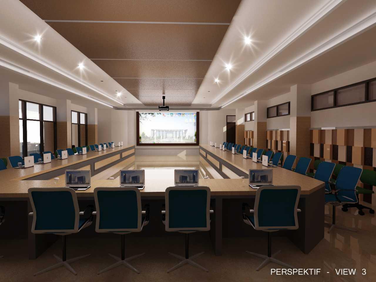Archdesignbuild7 Renovasi R. Meeting Kantor Bandung Bandung Meeting Room Modern 15322