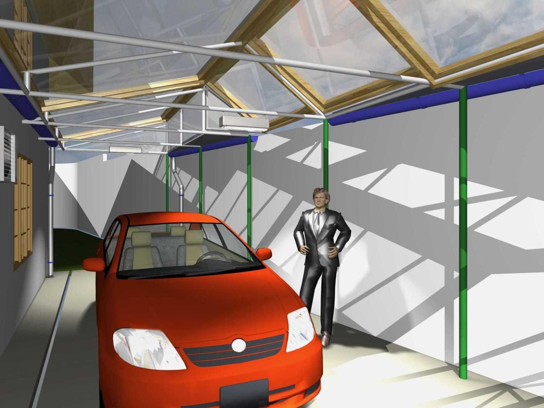 Archdesignbuild7 Project Atap Garasi Rumah Tinggal Jalan Sampoerna No 2 Bandung Jalan Sampoerna No 2 Bandung Detail Modern 16762