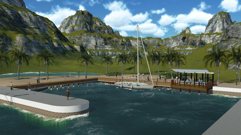 Archdesignbuild7 Dermaga -1 Pulau Biawak Pulau Biawak Dermaga  18905