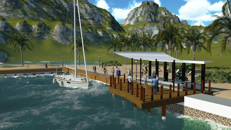 Archdesignbuild7 Dermaga -1 Pulau Biawak Pulau Biawak Dermaga  18906