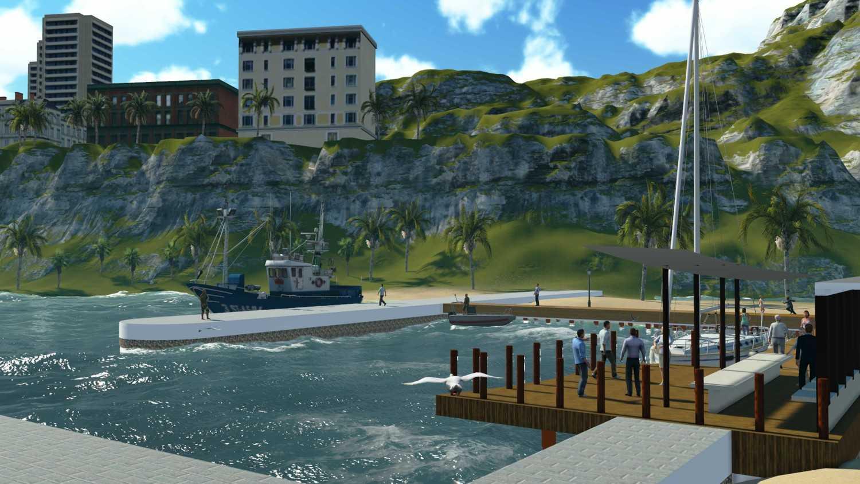 Archdesignbuild7 Dermaga -1 Pulau Biawak Pulau Biawak Dermaga  18907