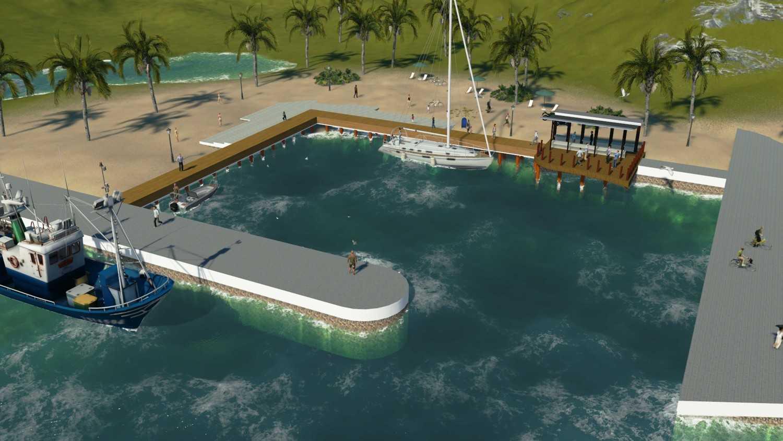 Archdesignbuild7 Dermaga -1 Pulau Biawak Pulau Biawak Der-7  18910