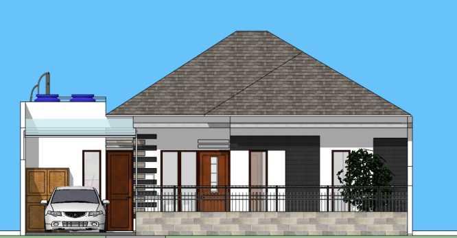 Archdesignbuild7 Rumah Tinggal Di Margahayu Jalan Mercury ,margahayu ,bandung Jalan Mercury ,margahayu ,bandung Tampak Depan Minimalis 19010