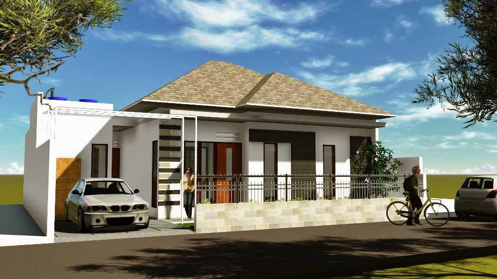 Archdesignbuild7 Rumah Tinggal Di Margahayu Jalan Mercury ,margahayu ,bandung Jalan Mercury ,margahayu ,bandung Tampak Depan Minimalis 19011