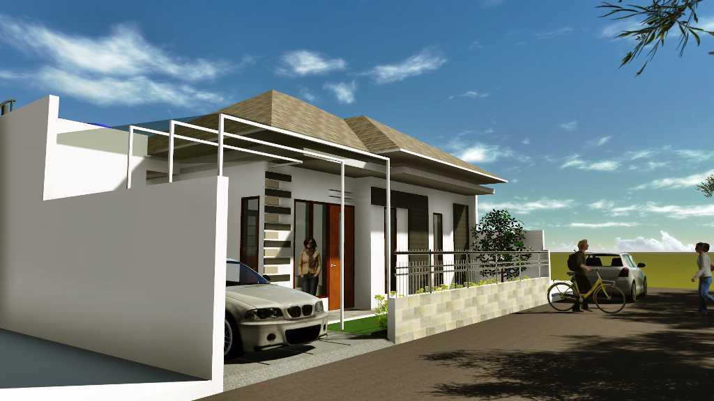 Archdesignbuild7 Rumah Tinggal Di Margahayu Jalan Mercury ,margahayu ,bandung Jalan Mercury ,margahayu ,bandung Tampak Depan Minimalis 19012