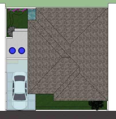 Archdesignbuild7 Rumah Tinggal Di Margahayu Jalan Mercury ,margahayu ,bandung Jalan Mercury ,margahayu ,bandung Tampak Atas Minimalis 19014