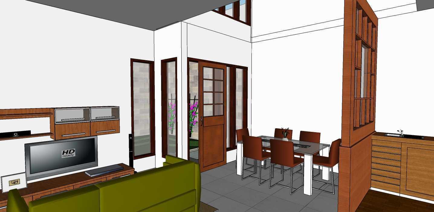 Archdesignbuild7 Rumah Tinggal Di Margahayu Jalan Mercury ,margahayu ,bandung Jalan Mercury ,margahayu ,bandung Dining Room Minimalis 19015