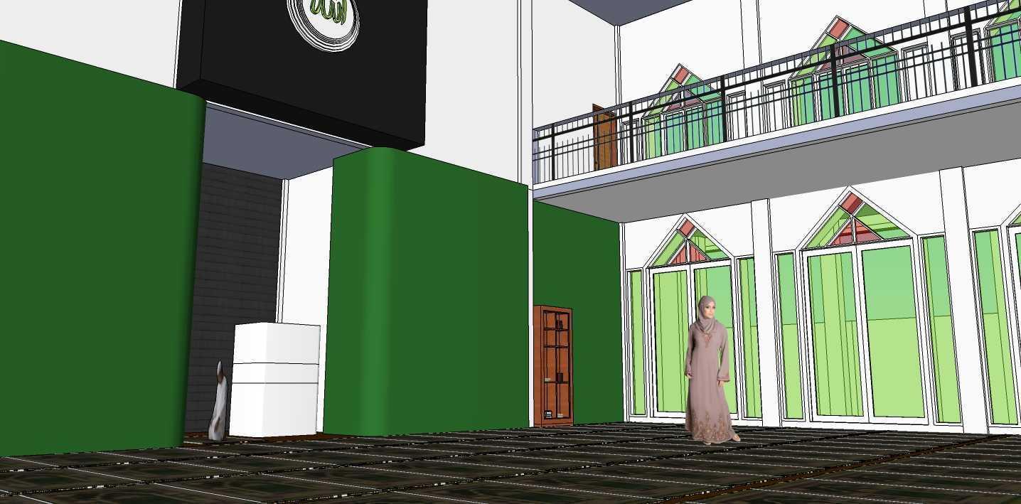 Archdesignbuild7 Mesjid Di Garut  Garut Garut Praying Area  19026