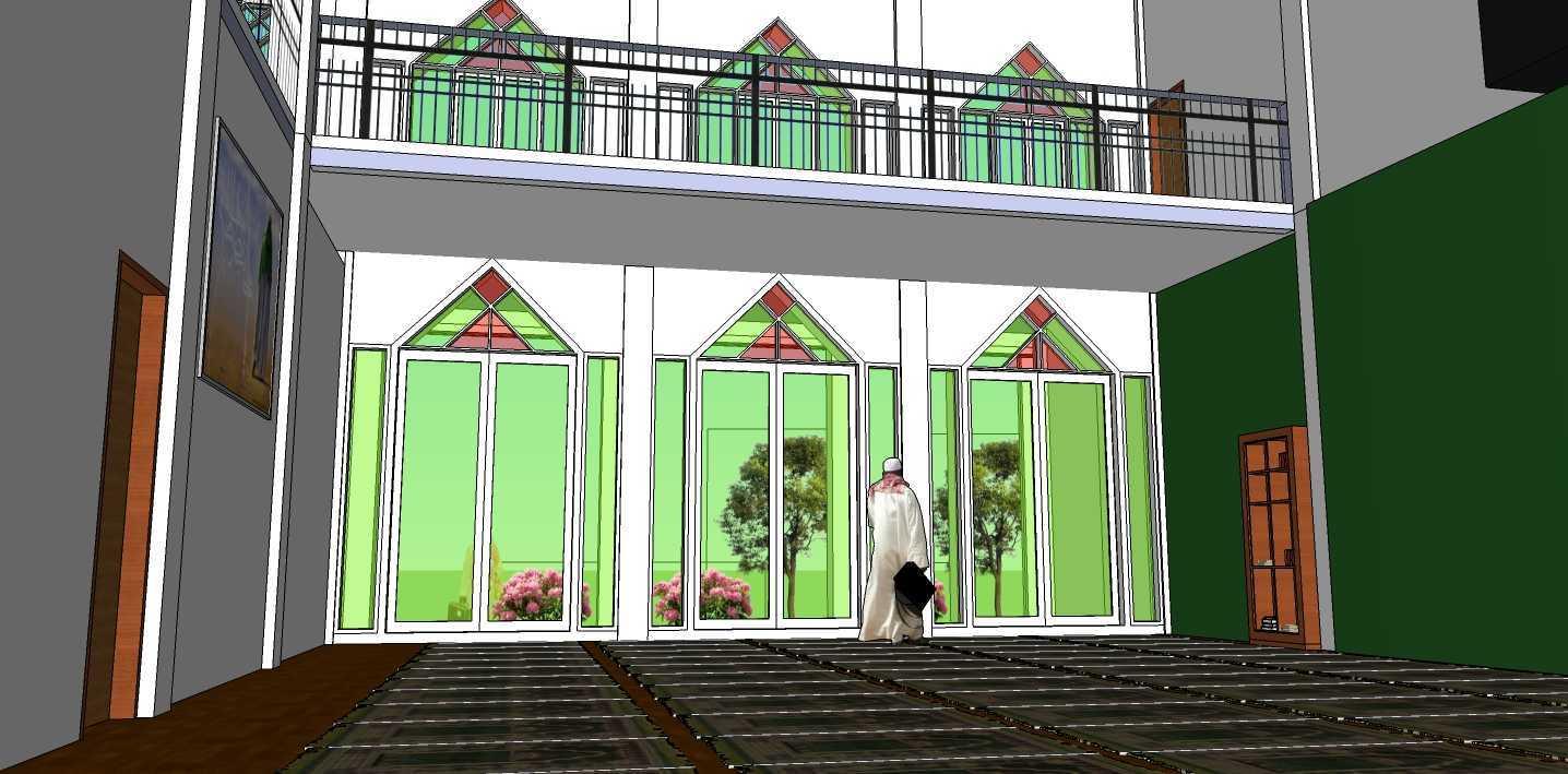 Archdesignbuild7 Mesjid Di Garut  Garut Garut Praying Area  19027