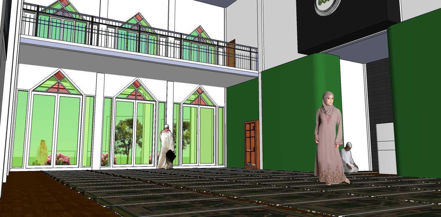 Archdesignbuild7 Mesjid Di Garut  Garut Garut Praying Area  19028