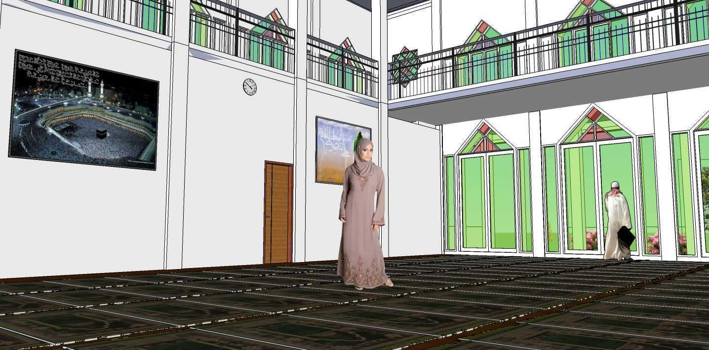 Archdesignbuild7 Mesjid Di Garut  Garut Garut Praying Area  19029