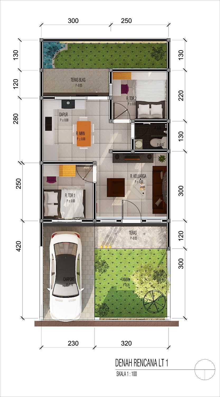 Archdesignbuild7 Rumah Tipe 36 Di Jatihandap Jatihandap, Bandung Jatihandap, Bandung Denah Minimalis 20133